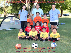 Sacramento Soccer Tigers photo